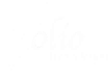 Folio Web Design Logo
